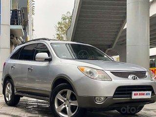 Bán xe Hyundai Veracruz sản xuất 2008, màu bạc, nhập khẩu còn mới