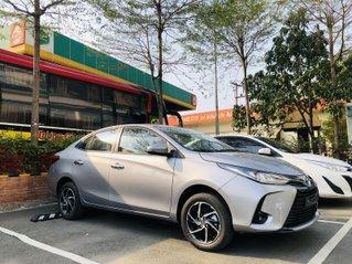 Toyota Vios 2021 - Khởi xướng trào lưu - Nhiều ưu đãi hấp dẫn