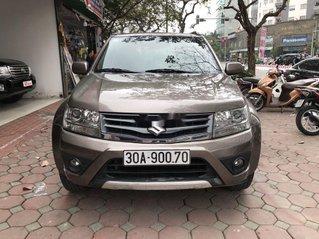 Cần bán xe Suzuki Grand vitara năm 2015, nhập khẩu nguyên chiếc còn mới, 595tr