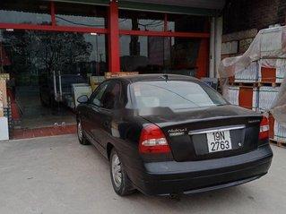 Bán Daewoo Nubira sản xuất năm 2001, màu đen, xe nhập
