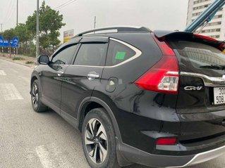 Cần bán xe Honda CR V sản xuất 2016, màu đen