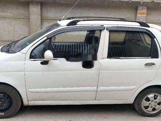 Bán Daewoo Matiz sản xuất năm 2007, màu trắng, số sàn