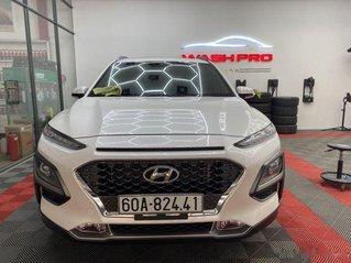 Cần bán lại xe Hyundai Kona 1.6 Turbo đời 2020, màu trắng, 735 triệu