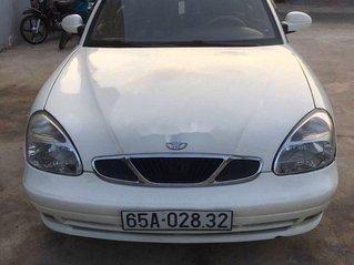 Cần bán xe Daewoo Nubira sản xuất năm 2003, màu trắng còn mới, 85 triệu