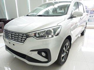 Bán ô tô Suzuki Ertiga sản xuất năm 2021, màu trắng, xe nhập