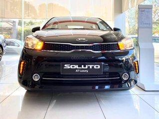 [ Kia Gò Vấp] - Kia Soluto 2021 - hỗ trợ trả góp lên đến 90%, ưu đãi tiền mặt, xe đủ màu giao ngay