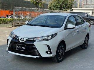 Toyota Vios 2021 - giá tốt, khuyến mãi lớn - xe đủ màu giao ngay