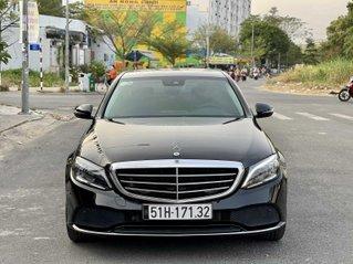 Bán Mercedes C200 Exclusive màu đen 10/2019, xe cực lướt
