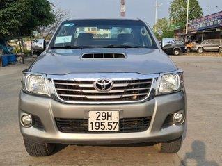 Cần bán xe Toyota Hilux 3.0G 4x4 MT, năm sản xuất 2014