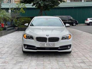 Cần bán xế sang BMW 520i sản xuất cuối 2016, màu trắng, siêu lướt giá đẹp vô cùng