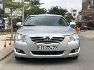 Cần bán Toyota Camry 2.4G model 2008, màu bạc cực mới