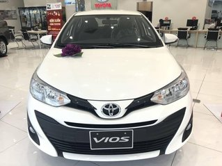 Xe Toyota Vios 2021 vừa về phiên bản mới nhất, mua xe Toyota Vios giá tốt đầu năm