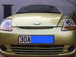 Cần bán xe Chevrolet Spark LT năm 2008, màu vàng