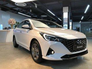 [TP. Hồ Chí Minh] mua xe Hyundai Accent số sàn full 2021 sẵn xe giao ngay, ưu đãi hấp dẫn cho khách hàng