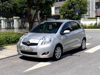 Bán Toyota Yaris năm sản xuất 2010, màu bạc, giá chỉ 335 triệu