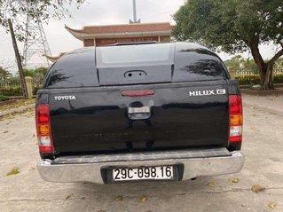 Xe Toyota Hilux 2009, màu đen, xe nhập, giá chỉ 290 triệu
