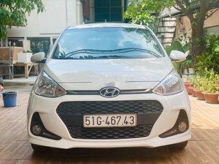 Cần bán xe Hyundai Grand i10 năm sản xuất 2017, giá 325tr
