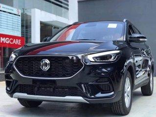 Bán MG ZS đời 2021, màu đen, xe nhập