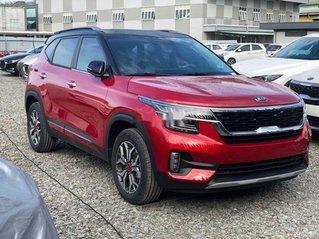 Bán Kia Seltos 1.4GAT Premium sản xuất năm 2021, màu đỏ