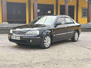Cần bán lại xe Ford Laser sản xuất 2005, màu đen, xe nhập, giá 192tr