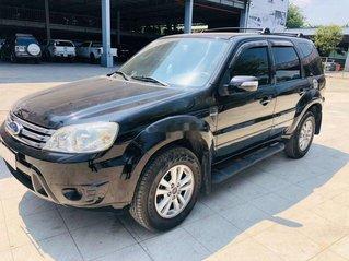 Bán xe Ford Escape đời 2009, màu đen chính chủ, giá chỉ 350 triệu