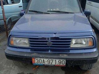 Xe Suzuki Grand vitara năm sản xuất 2003, màu xanh lam