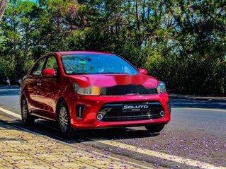 Cần bán Kia Soluto đời 2021, màu đỏ