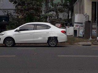 Bán Mitsubishi Attrage đời 2017, màu trắng, nhập khẩu
