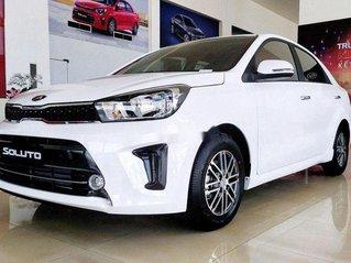 Bán Kia Soluto sản xuất 2021, màu trắng, giá chỉ 369 triệu
