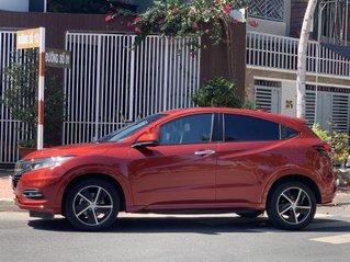 Bán xe Honda HR-V đời 2019, màu đỏ, nhập khẩu
