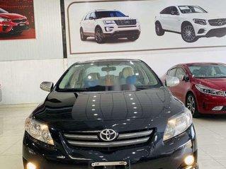 Bán ô tô Toyota Corolla Altis năm sản xuất 2009, màu đen