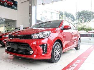 Kia Soluto AT Deluxe sản xuất 2021, màu đỏ
