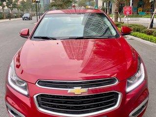 Cần bán gấp chiếc Chevrolet Cruze năm 2017, màu đỏ, full option