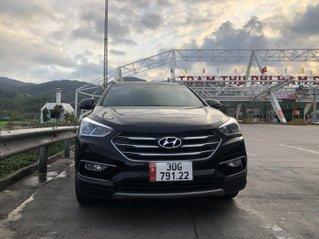 Chính chủ bán xe Hyundai Santafe 2018 đen, full dầu