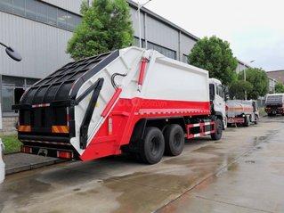 Bán xe cuốn ép rác 20 khối 3 chân giá rẻ 2021