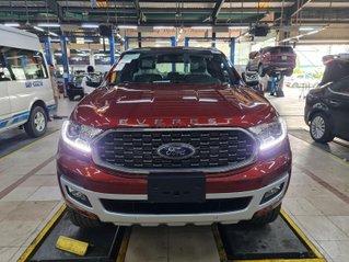 Ford Everest Titanium 2021- đủ màu giao ngay- tặng phụ kiện- giảm tiền mặt