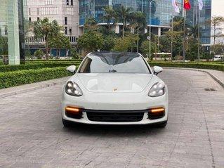 Siêu phẩm Porsche Panamera model 2019, màu trắng mới keng, odo siêu lướt