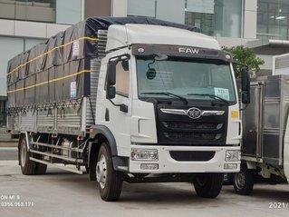 Bán xe tải Faw 8,7 tấn thùng dài 8,2 mét chuyển chở pallet