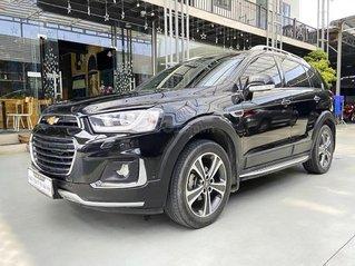 Cần bán gấp Chevrolet Captiva 2.4 AT sản xuất 2016, màu đen