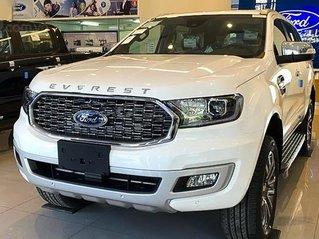 Bán Ford Everest Titanium năm sản xuất 2020, nhập khẩu