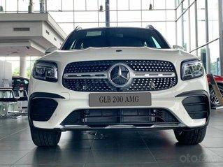 Bán xe GLB 200 AMG 2021 - xe 7 chỗ nhâp khẩu nguyên chiếc, sẵn xe giao ngay