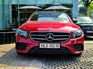 Bán Mercedes-Benz E300 2020, màu đỏ duy nhất, chính hãng