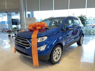 Xe Ford EcoSport Titanium 1.5 AT 2021