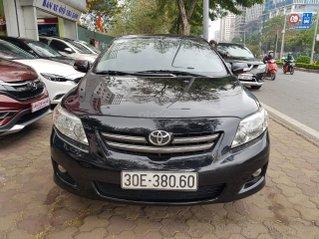 Toyota Corolla Altis 1.8 2010 đen đẳng cấp