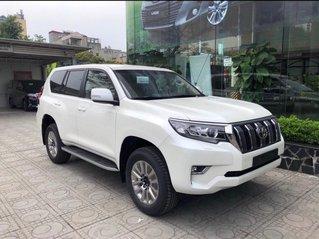 [HOT] Toyota Landcruiser Prado 2021 khẳng định đẳng cấp, hỗ trợ trả góp 0%, xe có sẵn, giao toàn quốc