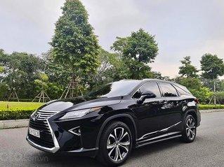 Xe Lexus RX 350L năm sản xuất 2019, màu đen, nhập khẩu nguyên chiếc