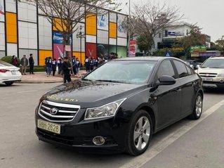 Bán Daewoo Lacetti CDX năm 2009, màu đen, xe nhập như mới, giá chỉ 252 triệu