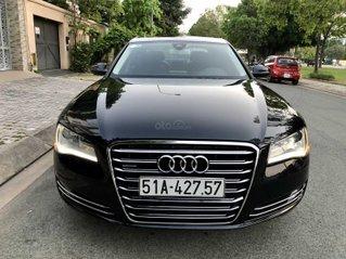 Bán Audi A8L4.2 đời 2012, màu đen chỉnh chủ giá chỉ 1 tỷ 350 triệu đồng