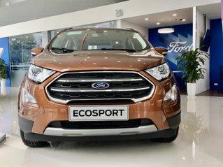 Mua Ford Ecosport với giá - Không thể tin được, mừng xuân 2021 cùng Ford Mỹ Đình
