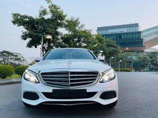 Cần bán gấp Mercedes C250 Exclusive model 2016, màu trắng, giá cạnh tranh